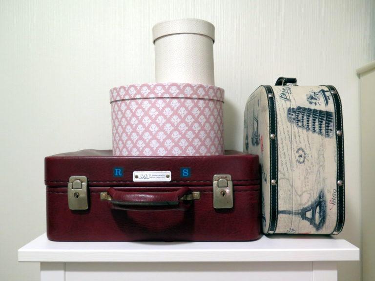Sas-koffert